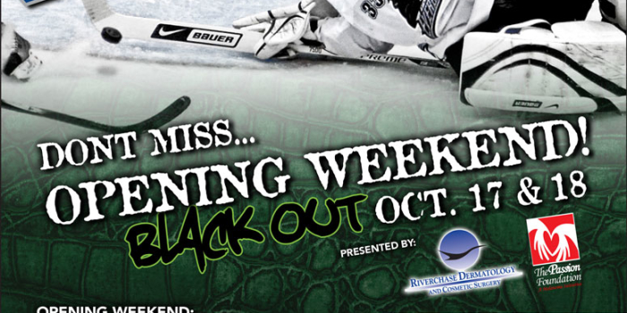 Everblades Opening Weekend