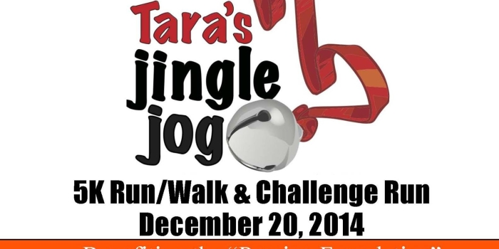 5th Annual – Tara's Jingle Jog 5K