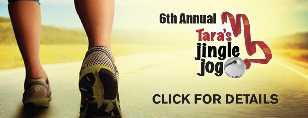 6th Annual Tara's Jingle Jog