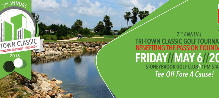 7th Annual Tri-Town Construction Charity Golf Tournament
