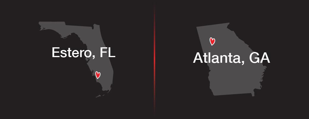 FL to ATL